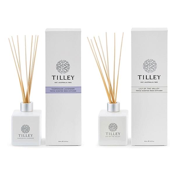 澳洲 Tilley 經典擴香(150ml) 多款可選【小三美日】緹莉精油擴香