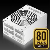 振華 Leadex 1000W POWER-80PLUS 金牌 全模組化