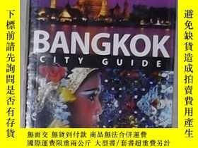 二手書博民逛書店英文原版罕見Lonely Planet BangkokY1406