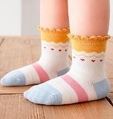 女童襪子 2021春新款純棉兒童襪子男童女童襪1-12歲寶寶襪學生襪中筒襪子【快速出貨八折優惠】