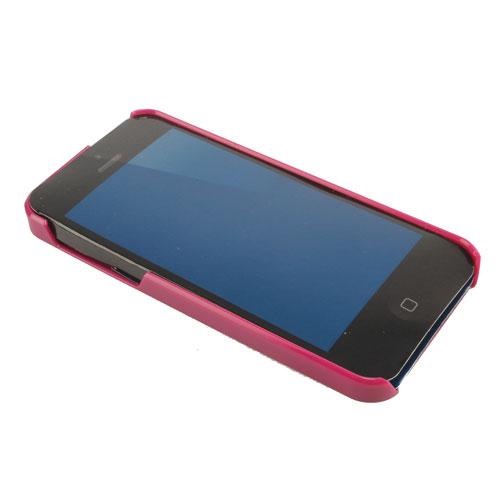 [破盤出清價]TORY BURCH甜美花飾iPhone5手機保護殼(紅色)151021