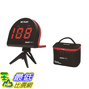 [107美國直購] Louisville Slugger Net Playz Multi-Sports Personal Speed Radar Detector Gun Measurement ODIS-06