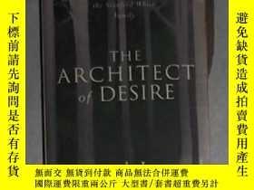 二手書博民逛書店英文原版罕見Architect of Desire by Sus