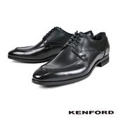 【KENFORD】質感德比紳士鞋 黑色(KN07-BL)