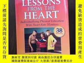 二手書博民逛書店Lessons罕見from the Heart : Individualizing Physical Educat
