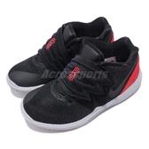 Nike Kyrie 5 TD Bred 黑 紅 籃球鞋 Irving 5代 童鞋 小童鞋 運動鞋【PUMP306】 AQ2459-600
