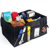 汽車后備箱儲物箱折疊車載置物箱收納箱盒