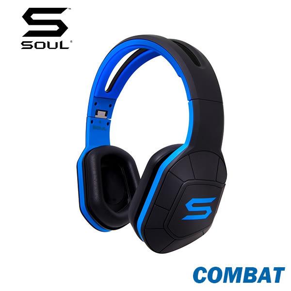 SOUL COMBAT+  運動頂級性能耳罩式耳機  美國朝牌 健身頭戴式 配戴舒適