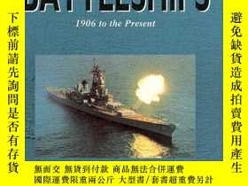 二手書博民逛書店All罕見The Worlds Battleships: 1906 to the Present (Conway