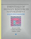 二手書博民逛書店《Essentials of human resources m