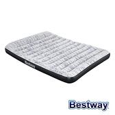 【南紡購物中心】Bestway。單人大理石紋附枕自動充氣床 67836