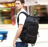 登山背包 雙肩包男士旅游戶外休閒書包時尚潮流大容量輕便旅行包