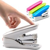 訂書機 省力訂書機中號用大號釘書機釘訂書器小號重型加厚裝訂機釘辦公用品 晶彩生活