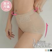《VB0366》加大尺碼立體剪裁提臀塑身褲/內褲 OrangeBear
