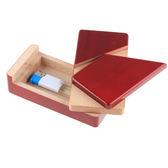 神秘寶盒魯班機關盒子 玄機盒 孔明鎖木制玩具放小禮物【99元專區限時開放】
