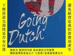 二手書博民逛書店原版英文書《罕見Going Dutch 》by Dick Pap