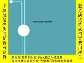 二手書博民逛書店Foundation罕見Of Knowing-認識的基礎Y436638 Roderick M. Chishol