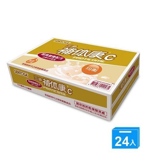 三多補體康C經典營養配方240ml X24罐【愛買】