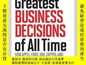 二手書博民逛書店Fortune罕見The Greatest Business Decisions Of All TimeY25