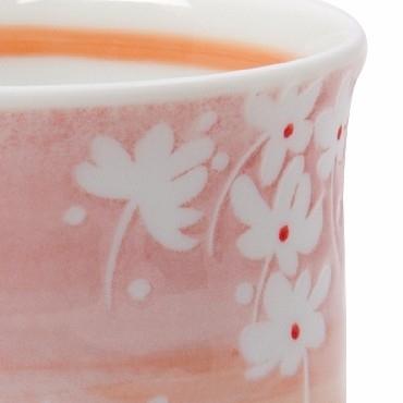 日本湯吞杯春風粉 200cc