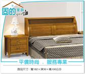 《固的家具GOOD》115-6-AK 傑森柚木色6尺床頭【雙北市含搬運組裝】