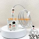 宇航員充電器保護套20W適用蘋果12數據線11Pro透明【輕派工作室】