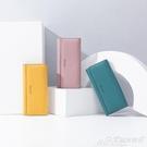 長夾 卡包錢包手機包皮夾2020新款女士長款日韓版簡約時尚搭扣手拿包潮 愛麗絲