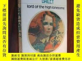 二手書博民逛書店Lord罕見of the high lonesomeY85718
