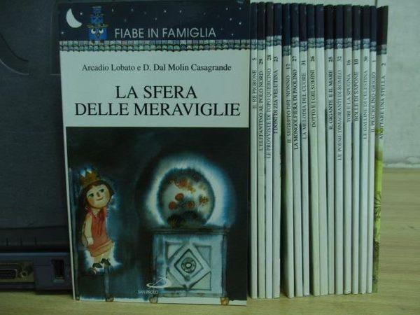 【書寶二手書T9/少年童書_MOV】Fiabe in Famiglia系列_IL RE PIGRONE等_17本合售