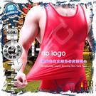 I-no-logo健美先生水誘光仿皮面背心 激凸性感 猛男必備 MT0002
