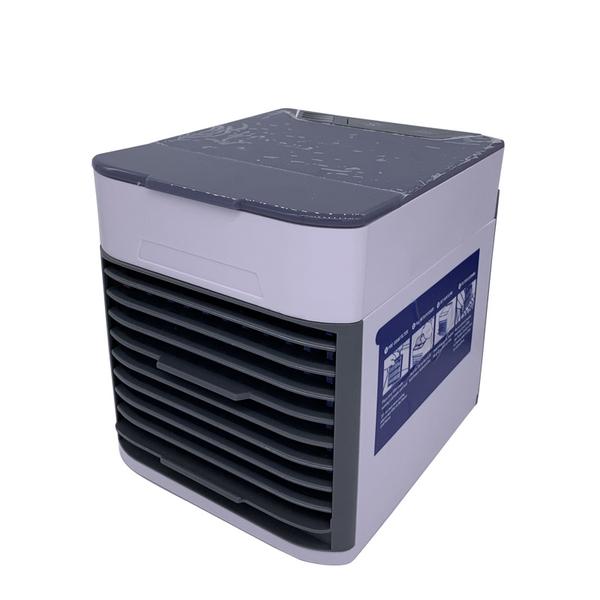 新款迷妳冷風機家用電風扇水冷氣迷妳空調扇移動式冷氣迷妳便攜式二代加濕器