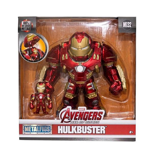 JADA Marvel 漫威超級英雄 復仇者聯盟 奧創紀元 6吋浩克毀滅者 2吋鋼鐵人 合金 TOYeGO 玩具e哥