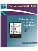 二手書博民逛書店《Interactive Computer Graphics》