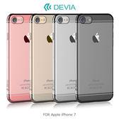DEVIA Apple iPhone 7 旋金保護殼 PC 材質 電鍍 硬殼 保護殼 全包設計