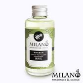 Milano 經典法國香氛精油擴香單瓶組(茉莉花)