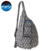 【西雅圖 KAVU】 Mini Rope Bag 休閒肩背包 三重奏 #9150