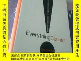 二手書博民逛書店Everything罕見Counts! 原版Y5834 Gary
