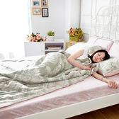 新一代 吸濕排汗 天絲 單人- 床包兩用被三件組 狄安娜