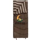 登山露營保暖加寬親膚單人磨毛棉信封式成人戶外棉睡袋1.7kg【創世紀生活館】