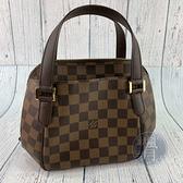 BRAND楓月 LOUIS VUITTON LV 路易威登 N51173 棋盤手提小球包 手提包 小包