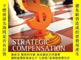 二手書博民逛書店Strategic罕見Compensation: A Human