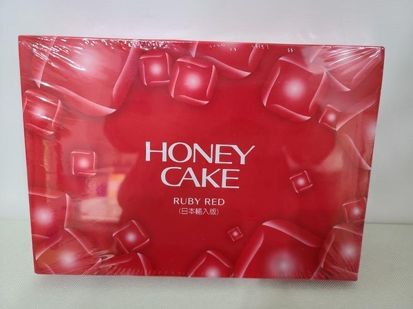 【資生堂 SHISEIDO】潤紅蜂蜜香皂 禮盒6個入 日本輸入版【開立發票】