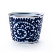 日本湯吞杯 唐草 200ml