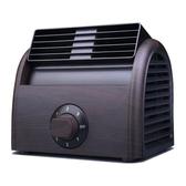 電風扇 迷你風扇家用桌面臺式小風扇辦公室便攜式非USB無葉制冷空調寢室隨手電風扇冷風機大風力