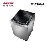 【SANLUX 台灣三洋】11公斤直流變頻超音波單槽洗衣機 / SW-11DVG