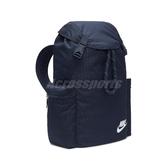 Nike 後背包 Heritage Backpack 藍 白 男女款 大容量 運動休閒 【ACS】 BA6150-451