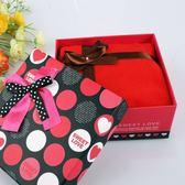 創意小毛巾-精緻結婚禮品精選生日聖誕節禮物禮盒手帕3色73ja32[時尚巴黎]