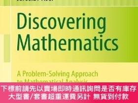 二手書博民逛書店Discovering罕見MathematicsY255174 Jiri Gregor Springer 出
