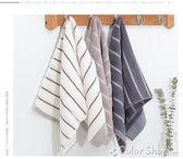 純棉洗臉家用毛巾成人柔軟全棉洗澡超強吸水面巾情侶一對    color shop