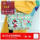 斜背包-迪士尼繽紛馬卡龍輕旅系列-青檸米妮多口袋斜背包-單1款-A17172543-天藍小舖